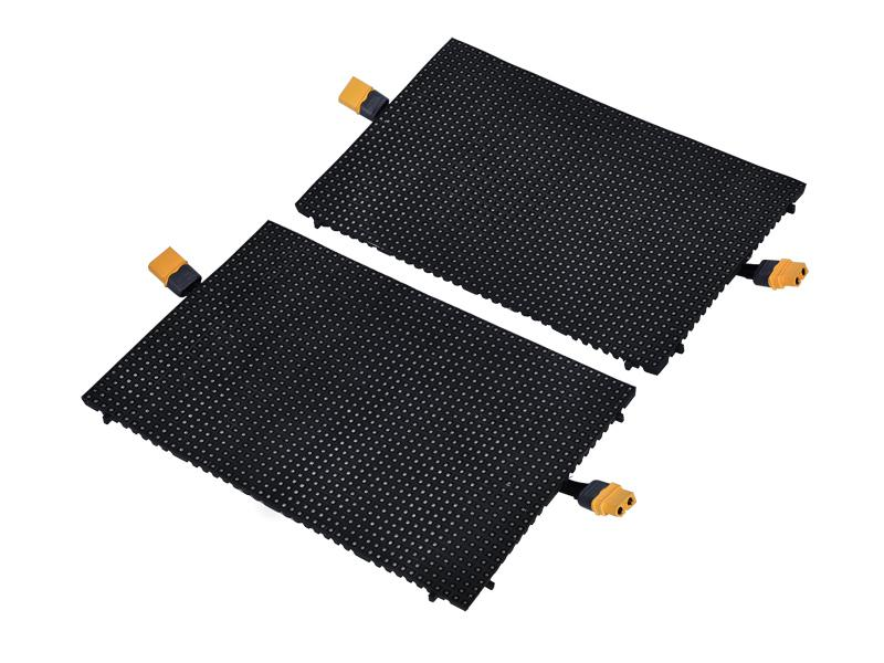 rubber soft led module